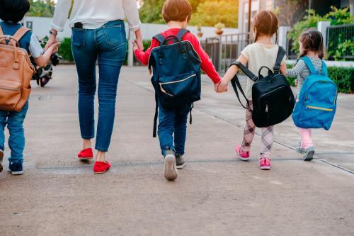 10 consejos familiares para hacer más fácil el regreso a clases