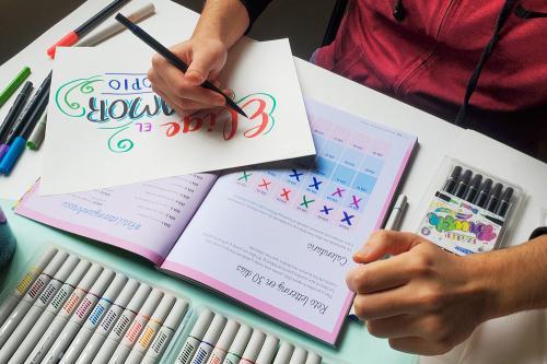 10 tips básicos para principiantes en lettering y caligrafía