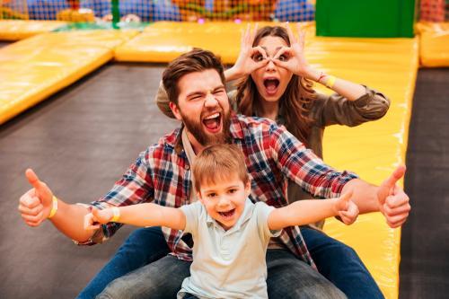 ¿Te gustan los desafíos? 14 ideas de juegos para hacer en familia desde casa