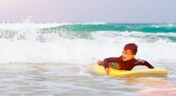 3 deportes que ayudarán al crecimiento de tu niño durante este verano