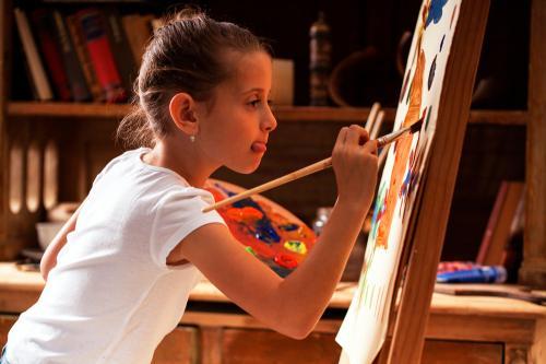 6 consejos para despertar la vocación y el talento artístico de tus pequeños