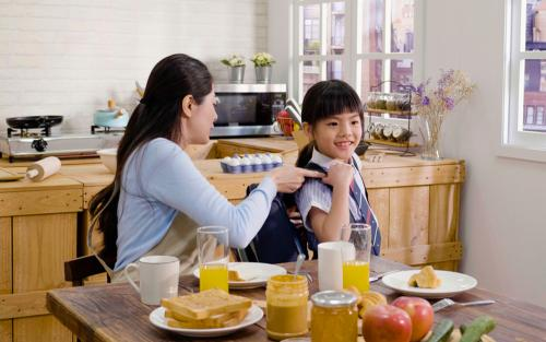 8 trucos para las mañanasde cole de una familia ocupada