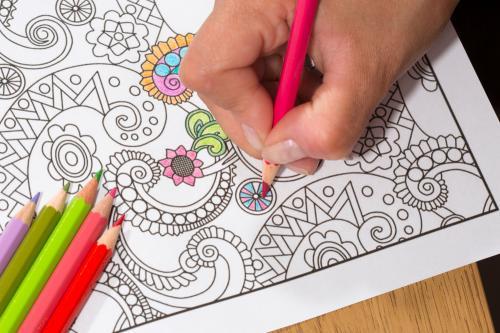 Cómo colorear mándalas como un experto: Un paso a paso facilísimo
