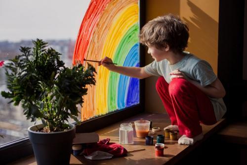 De Má a mamá: Cómo mantener el optimismo de nuestros niños en esta coyuntura