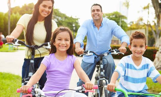 De paseo en bicicleta: un recorrido cultural por Lima en dos ruedas y en familia