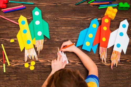 #DespiertaSuTalento: 5 cosas que hacer en casa para que tus chicos no se aburran