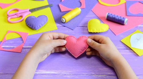 DIY: Manualidades de amor para San Valentín