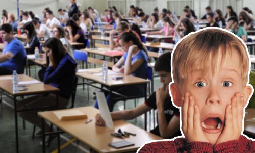 Elige tus útiles y te diremos qué examen final te da más miedo