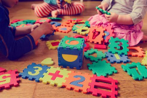 Matemática divertidas: Prepara a tus pequeños para el regreso a clases como jugando