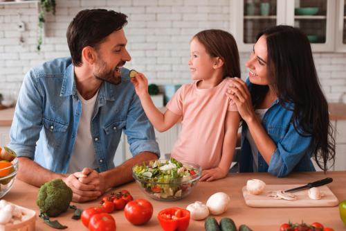 3 recetas fáciles y llenas de energía para preparar con tus pequeños