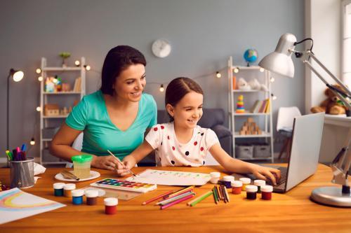 Por qué es importante el arte en el desarrollo de tus pequeños