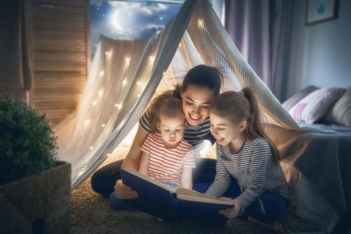 ¿Por qué es importante leerle cuentos a los niños?