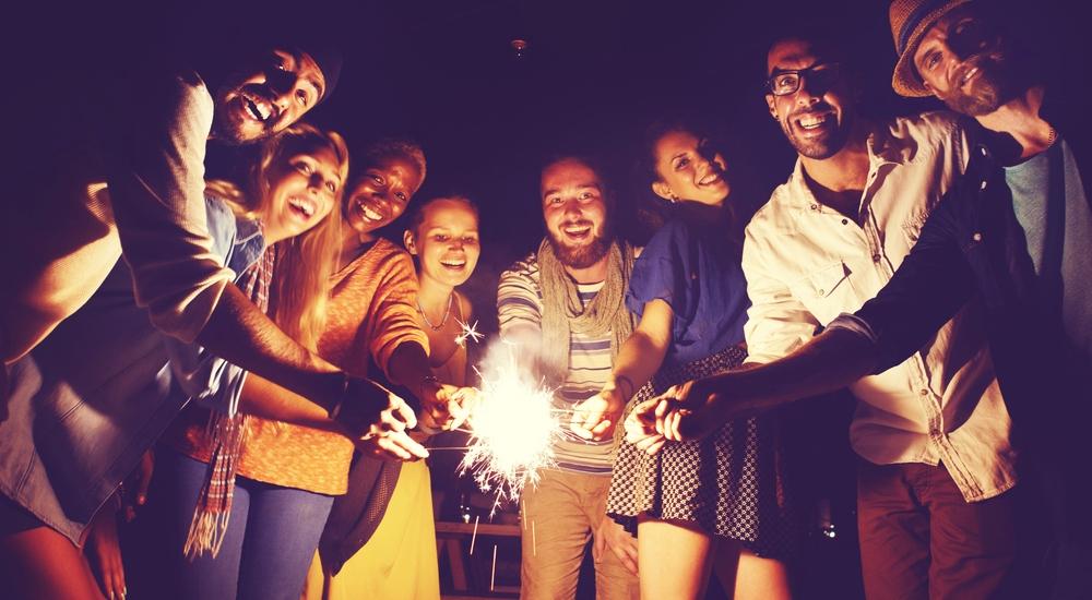 Cómo organizar una fiesta de Año Nuevo con poco presupuesto