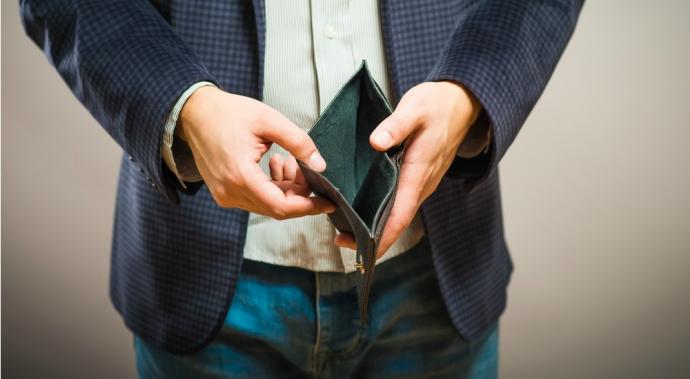 Aprende a manejar esos momentos de dificultad económica