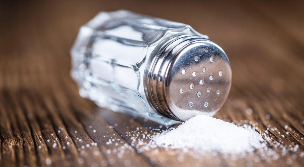 Aprende a consumir la cantidad de sal que tu cuerpo necesita al día