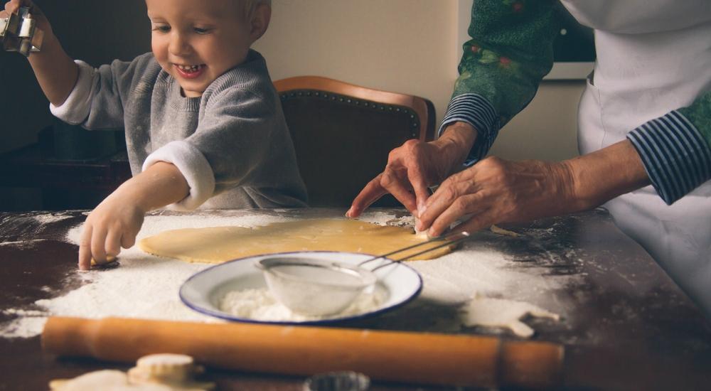 5 cosas que los nietos pueden aprender de sus abuelos