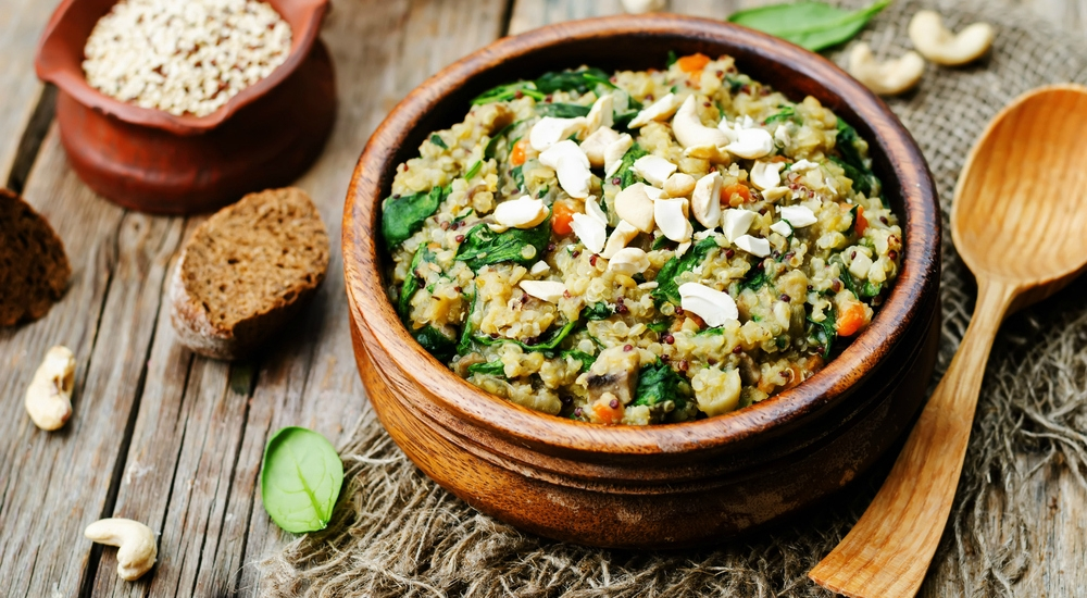 6 comidas saludables con un alto contenido de hierro