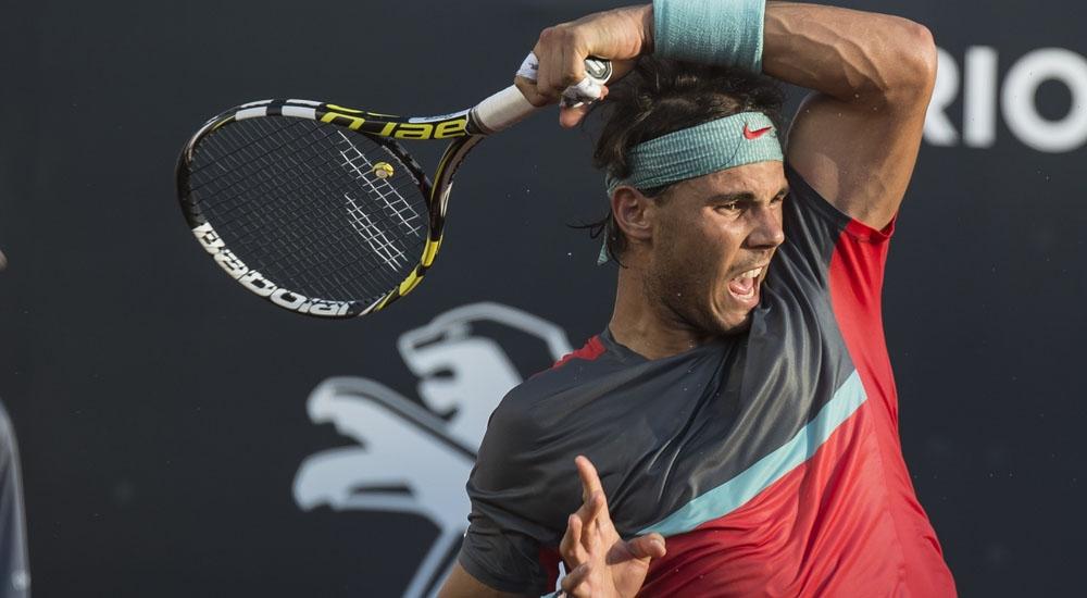 Aprende a jugar tenis con los consejos de Rafa Nadal
