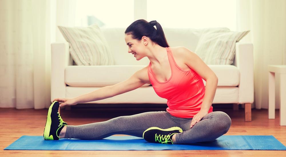 Conoce estos ejercicios a prueba de flojera