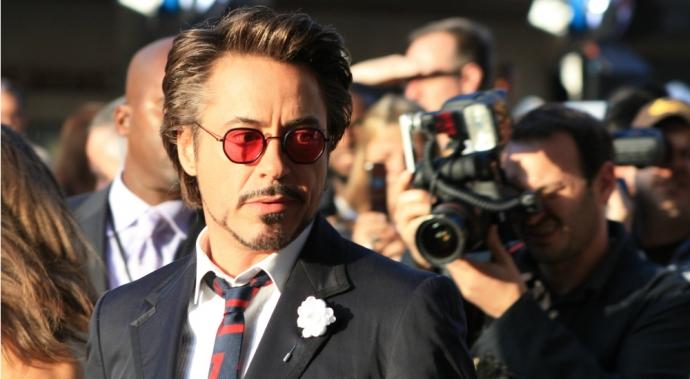 Mira la increíble respuesta de Robert Downey Jr. a un niño enfermo