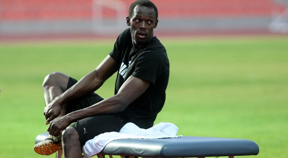 Usain Bolt nunca ha corrido 2 kilómetros seguidos y esta es la razón