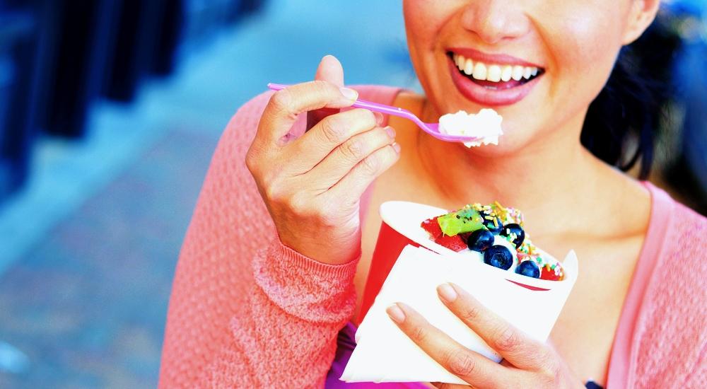 Algunos snacks amigables con tu dieta de verano