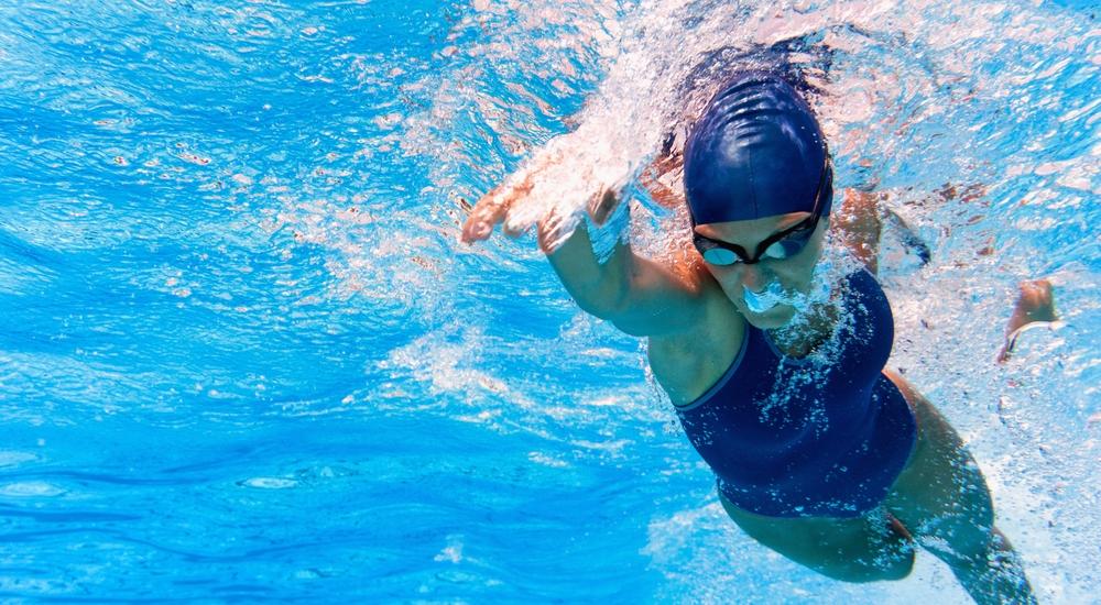 Los beneficios de la natación