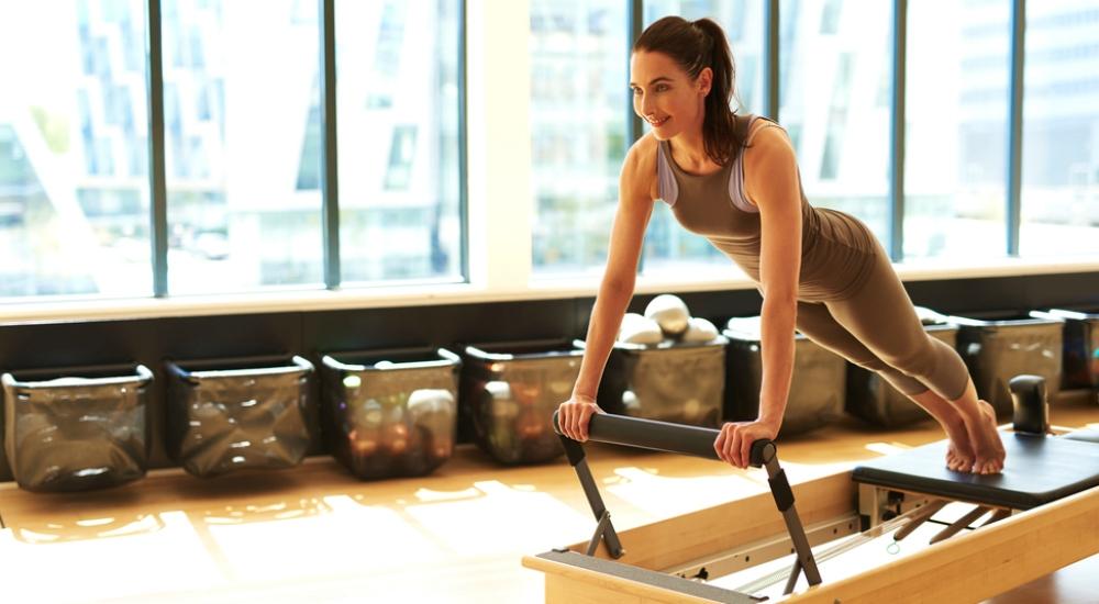 4 motivos por los que deberías probar una clase de Pilates