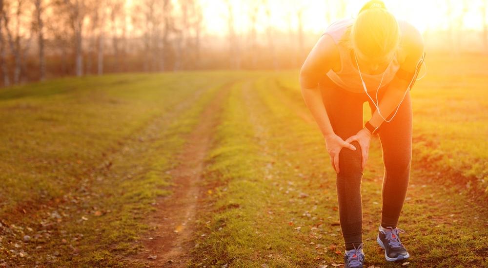 El dolor después de entrenar podría ser una lesión. Aprende a identificarlo.
