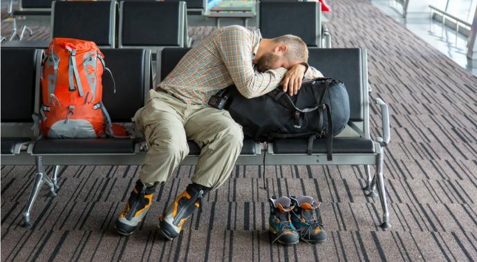 Cómo vencer el jetlag y el agotamiento en los viajes