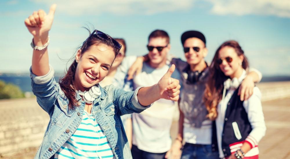 6 rasgos que los optimistas suelen tener en común
