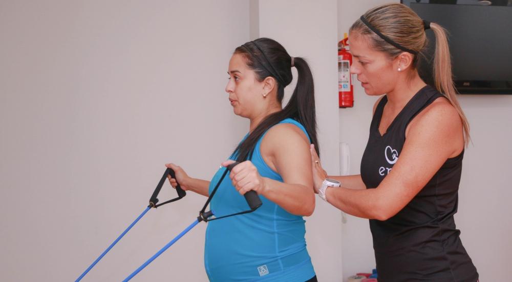ENE Fitness: Madres felices y en forma
