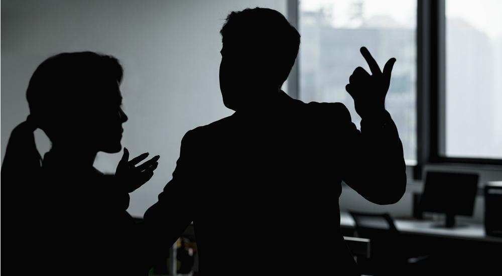 ¿Problemas en la oficina? Cómo lidiar con un colega agresivo