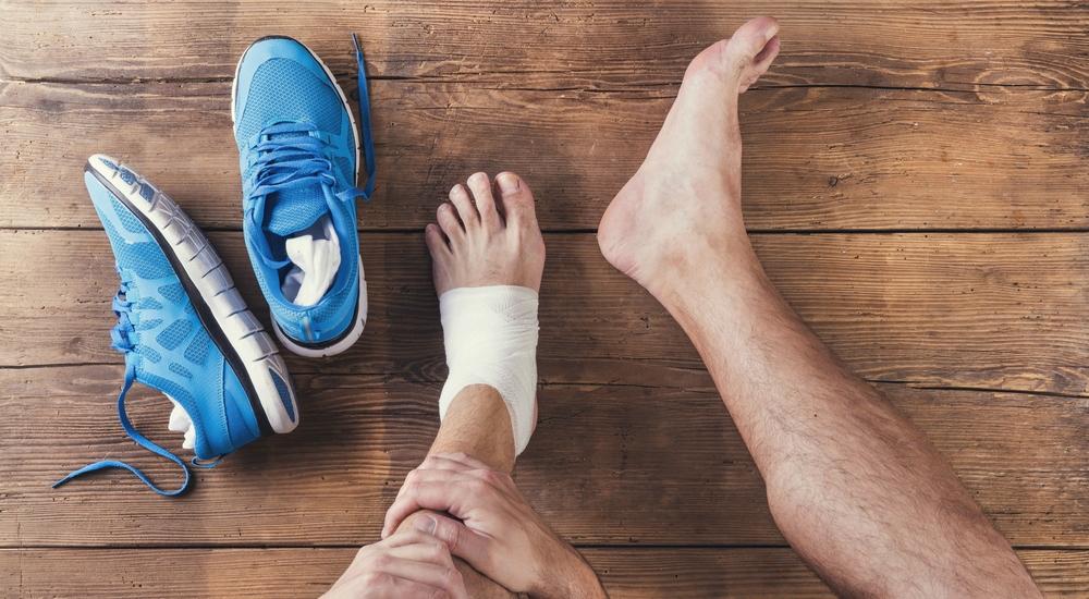 Aprende cómo curar esa lesión deportiva