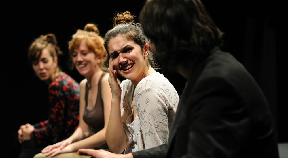 ¡Vence el roche! 4 talleres de teatro para adultos