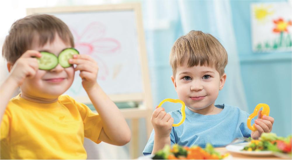 Mitos y verdades sobre la alimentación de los pequeños de casa