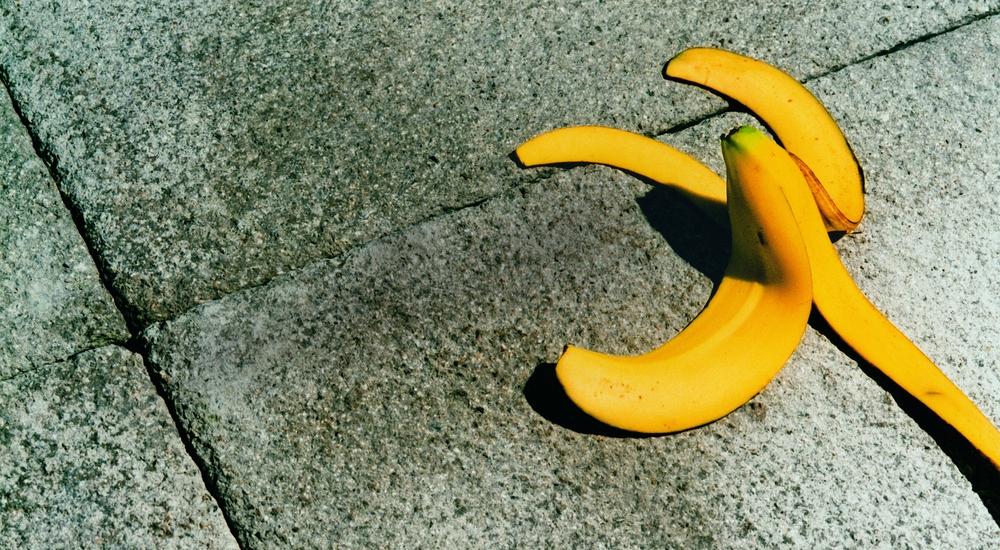 ¿Deberías comer la cáscara del plátano?