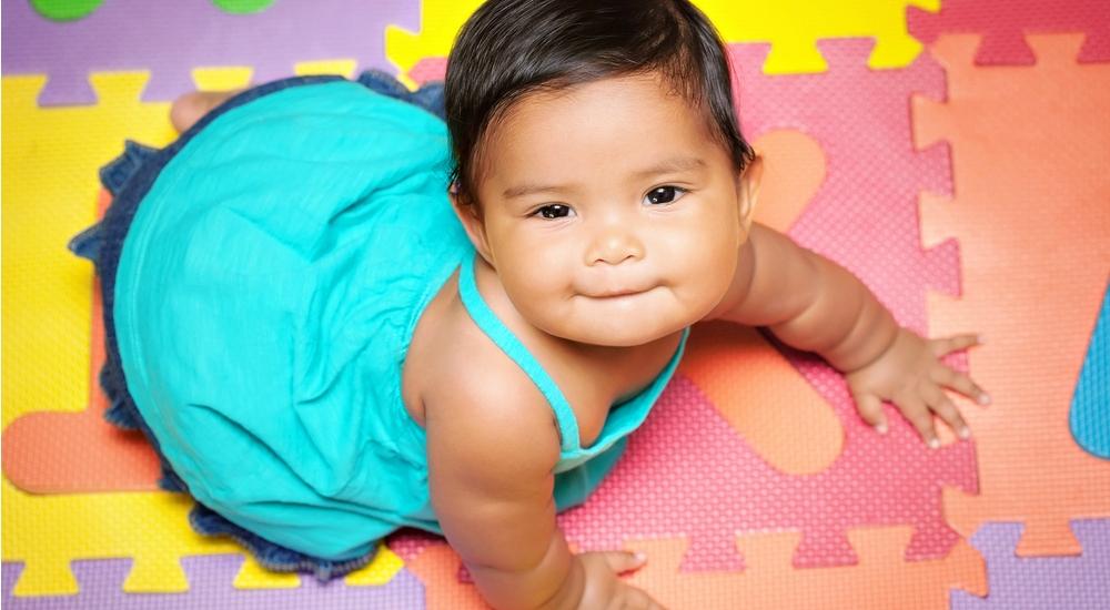 ¿Sabes cómo preparar tu casa para un bebé que ya gatea?