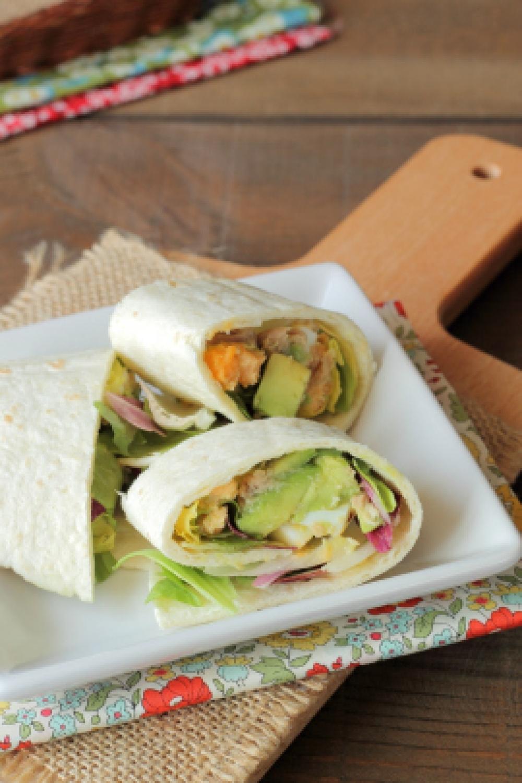 Receta: Burrito de palta