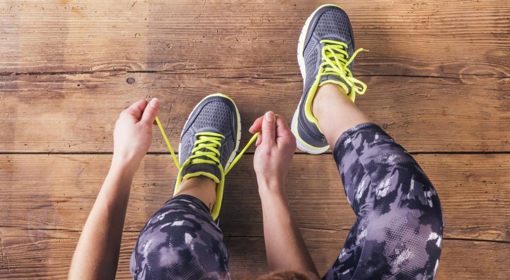 ¿Estás usando el tipo de zapatilla adecuado para tu entrenamiento?