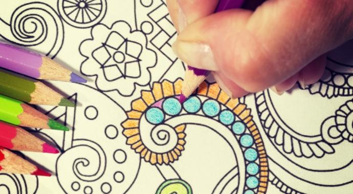 Descubre el placer de colorear como un niño