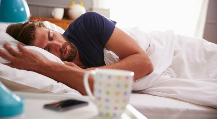 Cinco formas de conciliar mejor el sueño