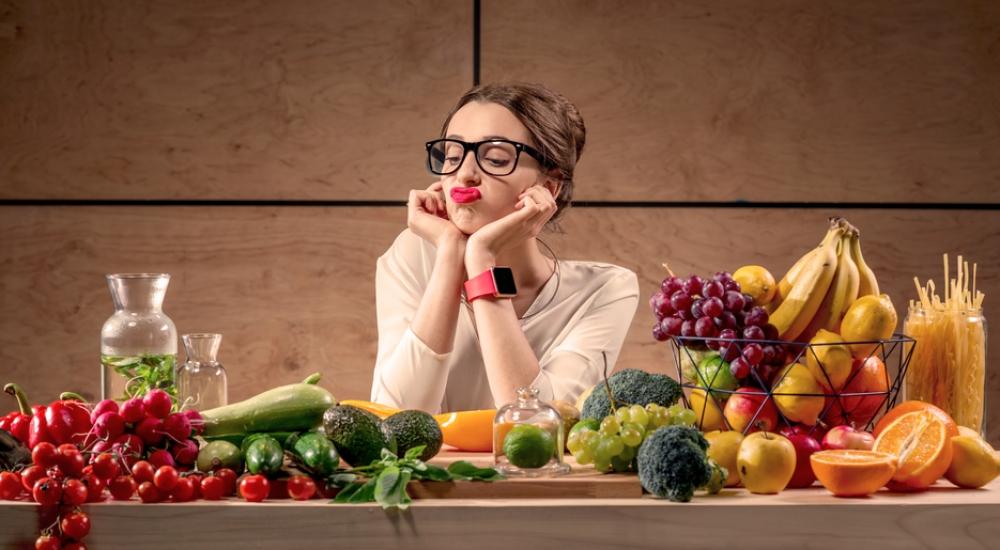 ¿Te sientes triste últimamente? La solución está en las frutas y verduras