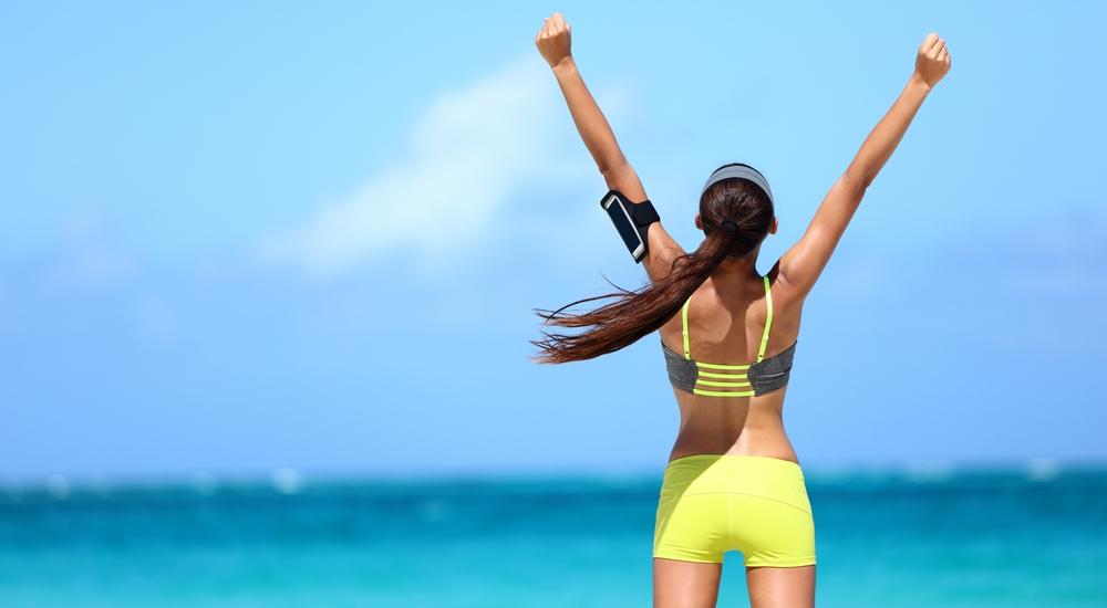 ¿De vacaciones? No dejes de hacer ejercicios