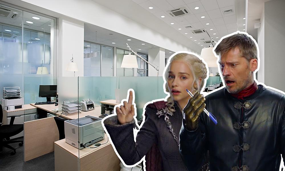 ¿Qué personaje de Game Of Thrones eres en la oficina?