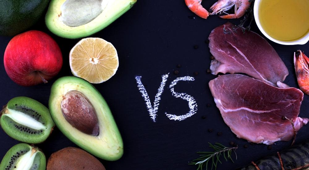 ¿Una dieta vegetariana asegura más tiempo de vida?
