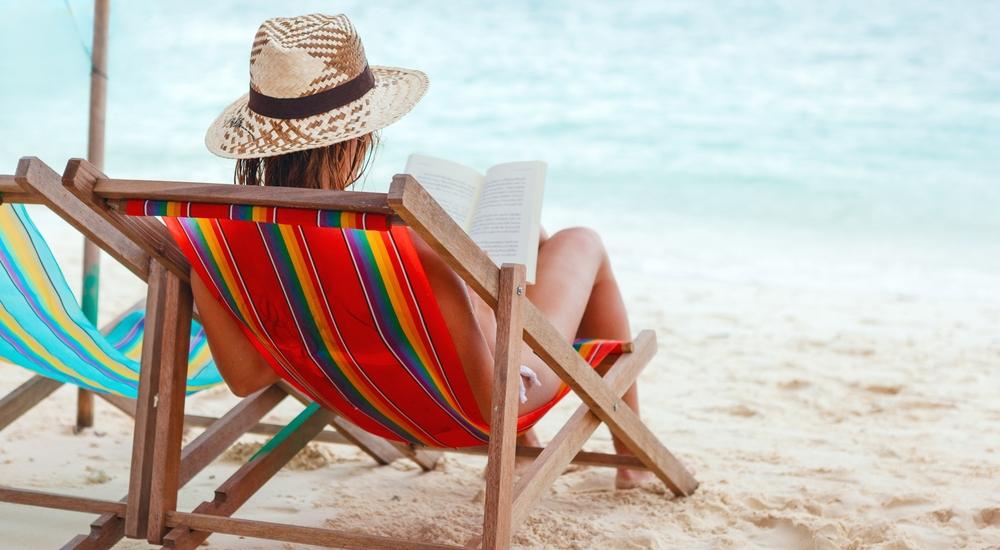 Algunas recomendaciones de libros para llevar a la playa