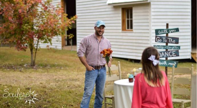 Este padre soltero tiene un mensaje maravilloso para su hija