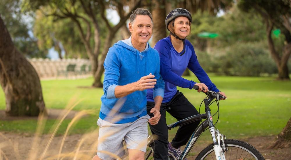 Cómo llegar a la tercera edad con estilo y sin dejar de vivir sano