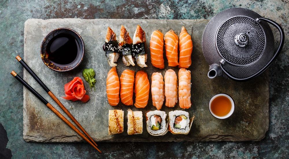 ¿Fanático del sushi? Entérate qué tan sano es y escoge los mejores acompañamientos